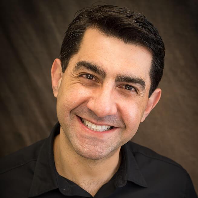 Dr. Daniel Amyradakis our dental team member.