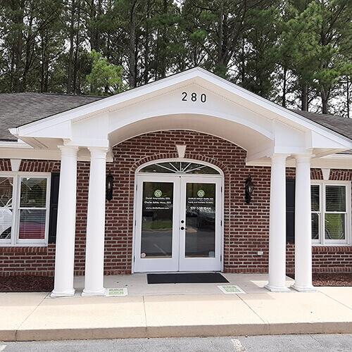 Dental Office in Fuquay North Carolina