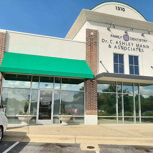 Dental Office in Garner North Carolina