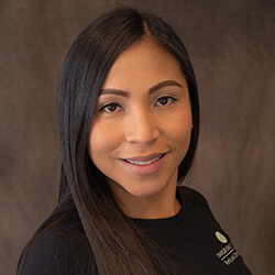 Jessica, our dental assistant