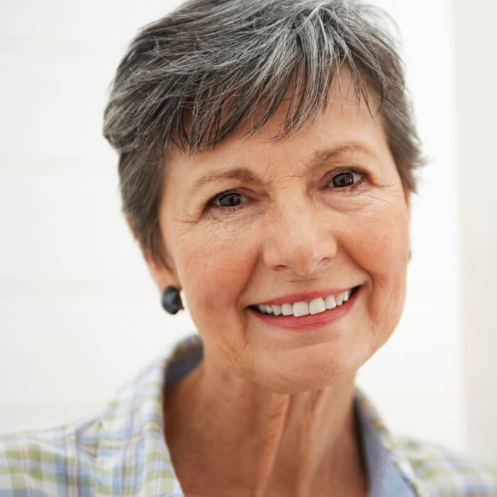 We provide convenient dentures to give you a quick and easy solution.