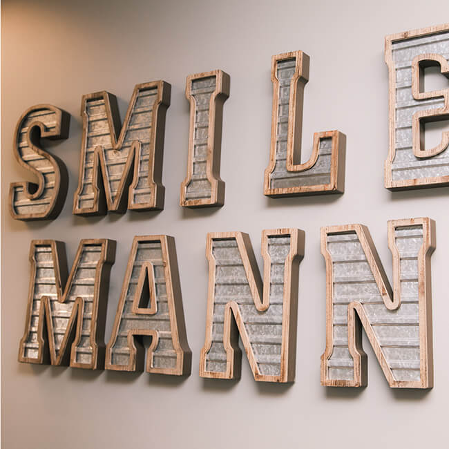 Smile Mann team logo